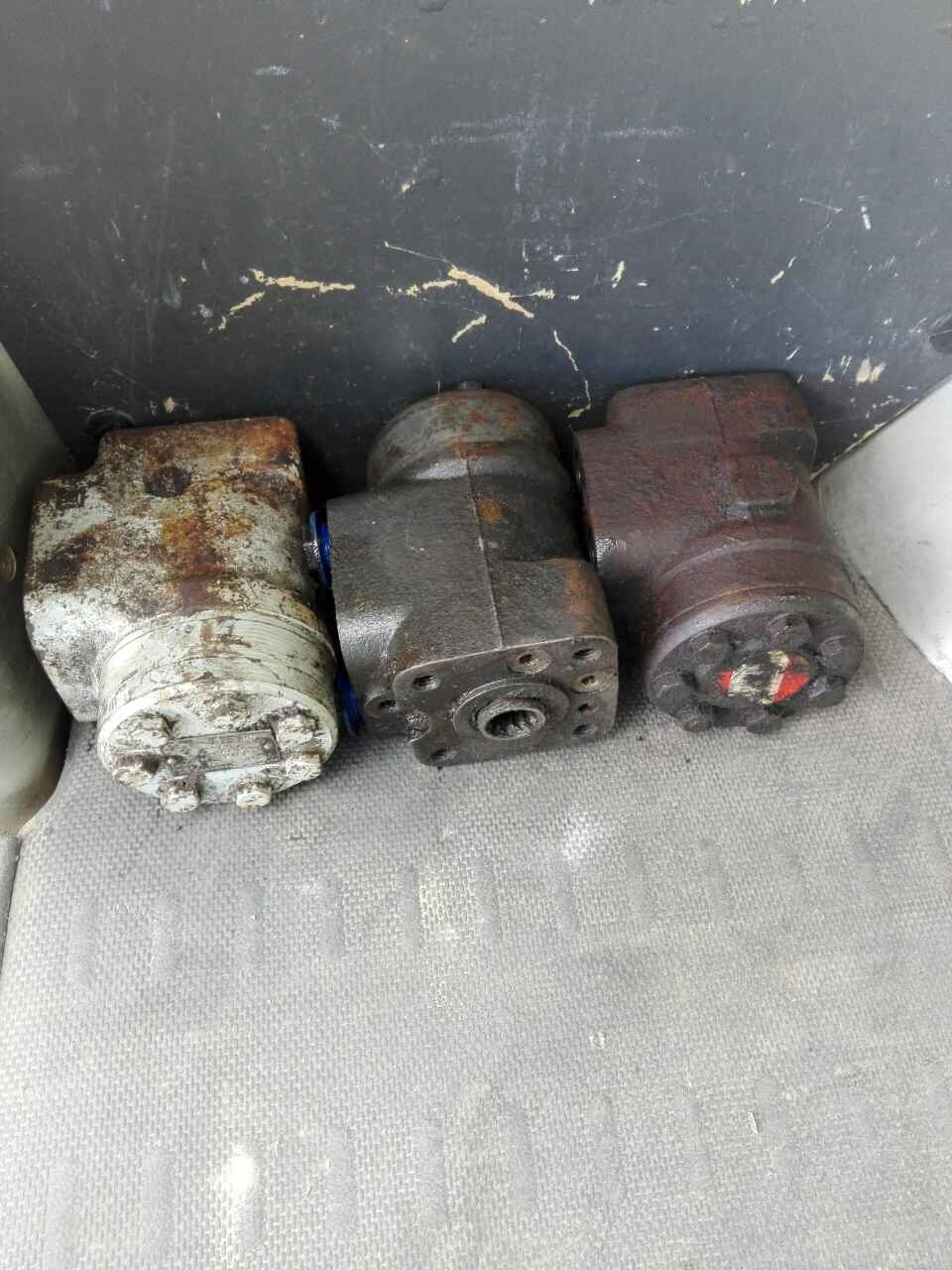 Дозатор (гидроруль) до ремонта